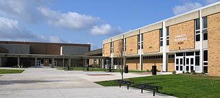 Comstock High School Rural school in Kalamazoo, Michigan, United States