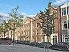 foto van Filantropische woningbouw voor arbeiders, in opdracht van Henrick S. van Lennep, later ondergebracht in Bouwmaatschappij Concordia NV