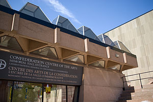 Confederation Centre of the Arts - Image: Confederation Centre of the Arts