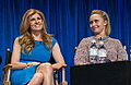 Connie Britton and Hayden Panettiere at PaleyFest 2013.jpg
