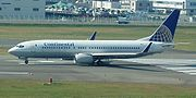 Continental Micronesia Airline - Boing 737-800