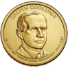 Calvin Coolidge dollar
