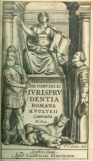 Corvinus, Johannes Arnoldi (ca. 1582-1650)