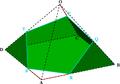 Coupe pentagonale reguliere de la pyramide reguliere a base carree.png