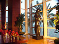 Couple in Love, bronze, 2003, 8 ft ht. at Mandarin Oriental Hotel, Miami FL.jpg