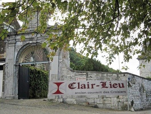 Couvent de Clair-Lieu à Huy