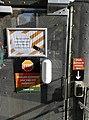 Covid-19 'Alert Level 2' signage, Zealandia.jpg