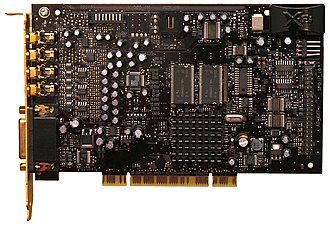 Sound Blaster X-Fi - Sound Blaster X-Fi XtremeGamer Fatal1ty Pro