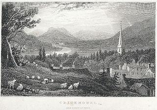 Crickhowel: Brecknockshire