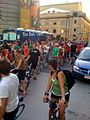 Critical Mass ride outside 14th and Stout (2803957685).jpg