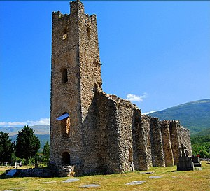 Church of Holy Salvation, Cetina - Church of Holy Salvation