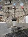 Croce in ricordo pellegrinaggio 1926 - panoramio.jpg