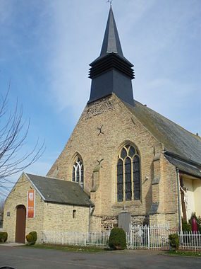 Crochte - Eglise Saint-Georges 1.JPG