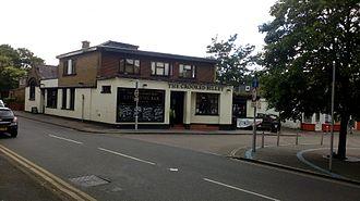 Penge - The Crooked Billet Pub in Penge