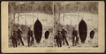 Crossing the Carry, Adirondacks, by Kilburn Brothers.png