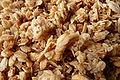 Crunchy de composition (flocons d'avoine, sirop de riz, huile de palme non hydrogéné et sucre de canne).JPG
