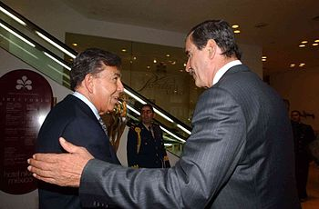 Cuauhtemoc Cardenas Vicente Fox
