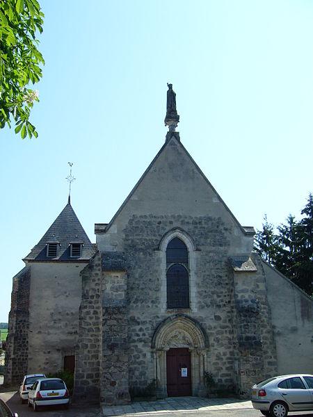 Église Notre-Dame-de-l'Assomption de Cudot