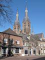 Cuijk, de Sint Martinuskerk in straatzicht RM11623 foto4 2013-03-05 14.57.jpg