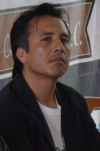 Governor of Veracruz - Image: Cuitlahuac García 2