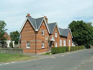 Culham - Culham C of E primary school