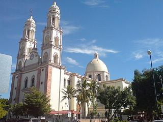Culiacán Cathedral Church in Culiacán, Mexico