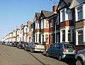 Cumberland Road, Newport - geograph.org.uk - 1752223.jpg