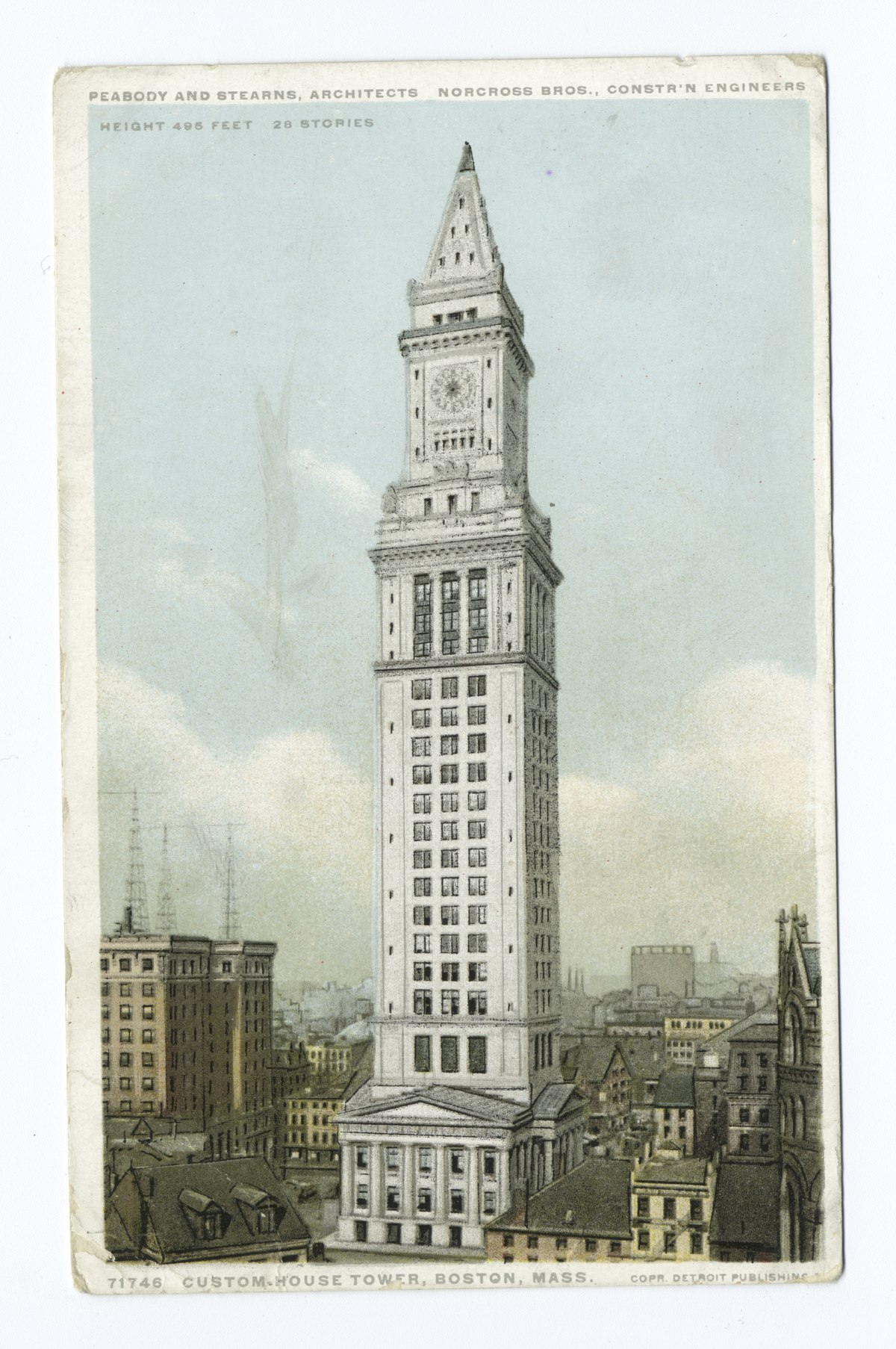 Custom house tower wikipedia malvernweather Choice Image