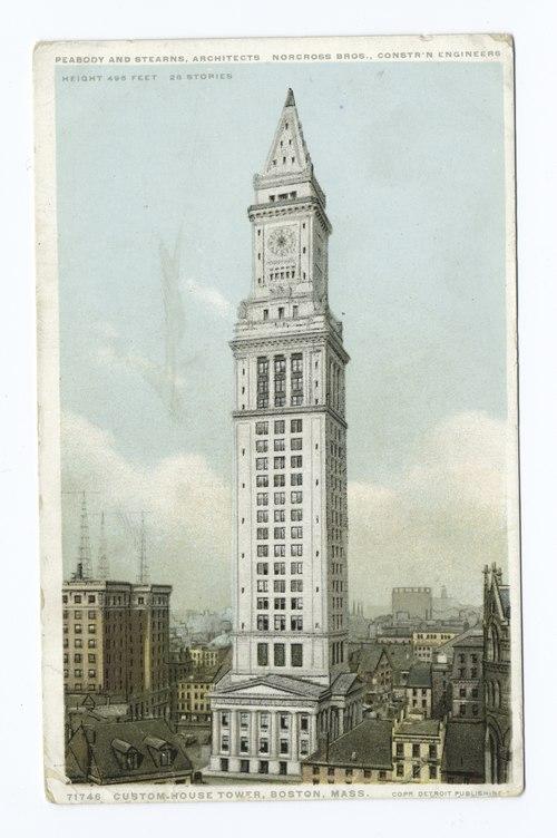 Custom House Tower Wikiwand