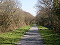 Cycle Path past RAF Chivenor - geograph.org.uk - 315062.jpg