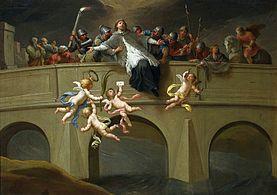 Martyrdom of St. John Nepomuk