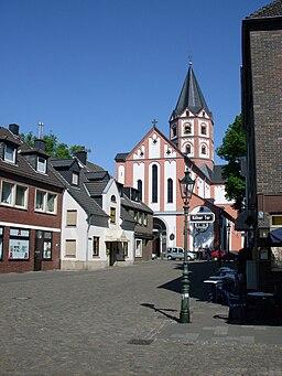 Flachsmarkt in Düsseldorf