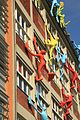 Düsseldorf - Julo-Levin-Ufer - Roggendorf-Haus Speditionstraße15a - Flossis 02 ies.jpg