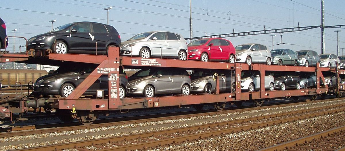 Used Railroad Box Cars For Sale