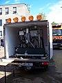 DOD vozovna Motol, dvoucestné vozidlo KIA, vnitřek.jpg