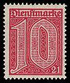 DR-D 1920 17 Dienstmarke.jpg