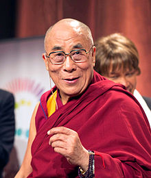 Dalai Lama: We need an education of the heart