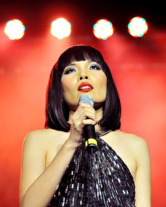 Dami Im - Im performing at The X Factor Live Tour in November 2013
