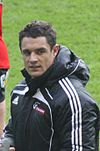 Dan Carter in 2011