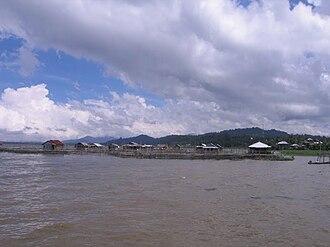 North Sulawesi - Image: Danau Tondano
