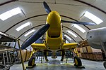 Danmarks Flymuseum, Stauning - restoration hangar, Fairey Firefly (27821079446).jpg