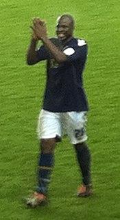 Danny Shittu Nigerian footballer