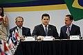 Davi Alcolumbre com Paulo Guedes e João Doria durante o Terceiro Forúm dos Governadores.jpg