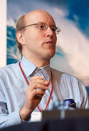 David Axmark - David Axmark at the MySQL Users Conference, 2006