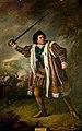 David Garrick (1717–1779), as Richard III (from Shakespeare's 'Richard III') Nathaniel Dance-Holland (1735–1811) Stratford-upon-Avon Town Hall.jpg