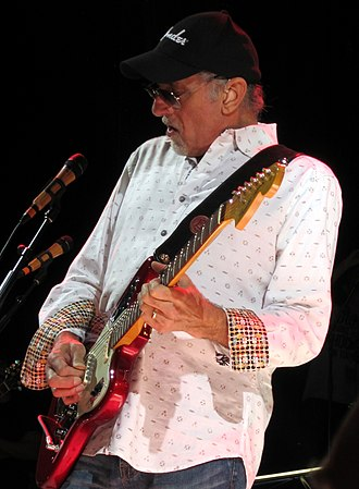 David Marks - David Marks performing with the Beach Boys during their 50th reunion tour in 2012