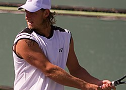 David Nalbandian prepares to hit a backhand.jpg