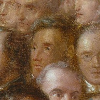 David Turnbull (abolitionist) - in 1840 in the crowd at the conference