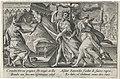 De Furiën bezoeken Tereus en Procne tijdens hun huwelijksnacht Metamorfosen van Ovidius (serietitel), RP-P-OB-15.933.jpg
