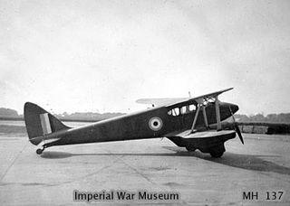 de Havilland Dragonfly